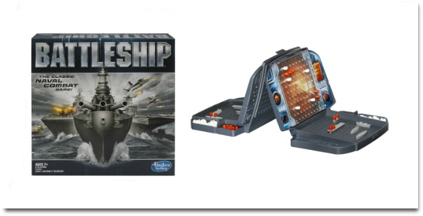 Learning Games for Kids in Middle School - Battleship