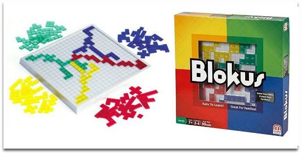 Learning Games for Kids in Late Elementary - Blockus