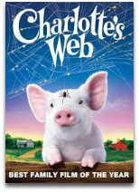 Best Family Movies #18: Charlotte's Web