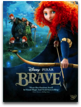 Best Family Movies #4: Brave