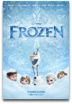 Best Family Movies #2: Frozen