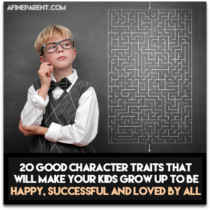 Good Character Traits Main Poster