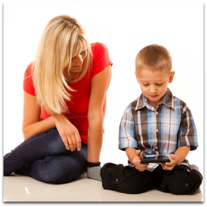Kids Playing Video Games - The Gaming Manifesto Approach