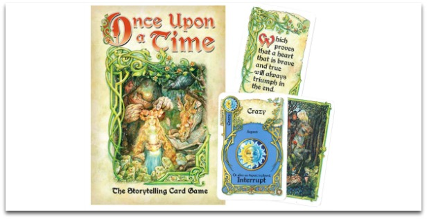 Learning Games for Kids in Late Elementary - Once Upon a Time