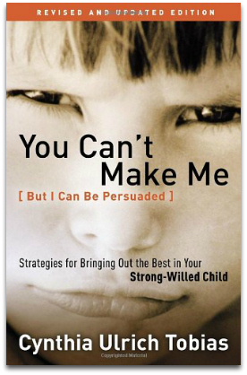 You Can't Make Me But I Can Be Persuaded - Book Cover