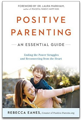 Positive Parenting - An Essential Guide Book Cover