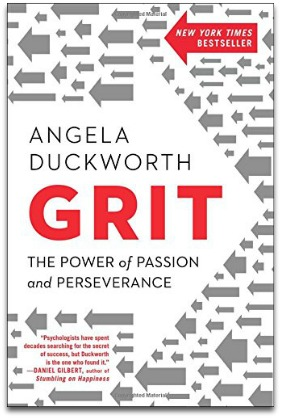 Grit - The Power of Passion and Perseverance - Book Cover
