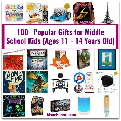 100 popular gifts for middle school kids ages 11 14 - Cool things to buy for your room ...